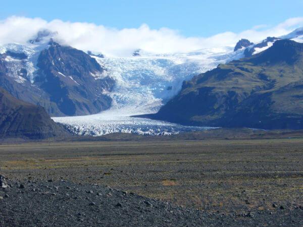 vatnajökul gletsjer