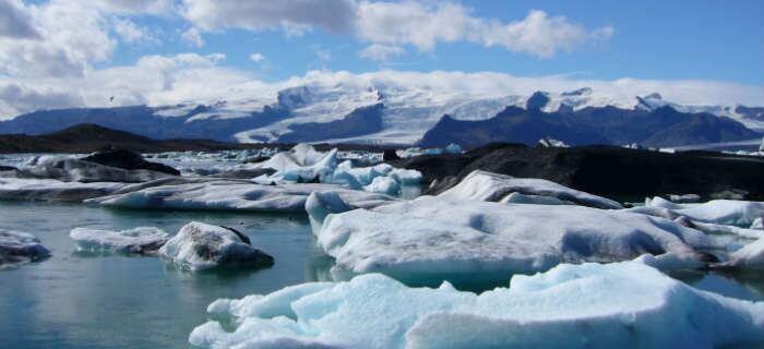 ijsschotsenmeer ijsland