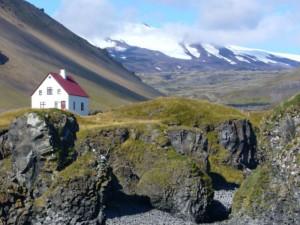 Snæfellsnes landschap