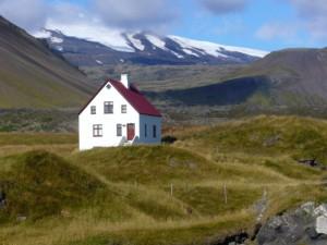 Vakantiehuisje IJsland