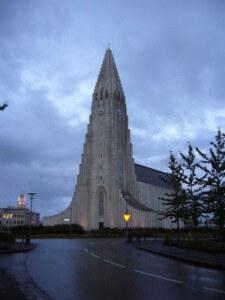 hallgrims kerk reykjavik